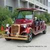 China Factory 4 Wheel 48V AC Motor Left Drive Classic Golf Cars Electric Mini Vehicle