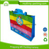 Eco Friendly Market PP Laminated Nonwoven Gift Bag Shopping Bag