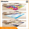 High Quality Non Slip Polyester Printed Bedroom Decorative Cartoon Kids Play Mat