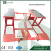 High Precision Single Point Lock Release Scissors Vehicle Lift