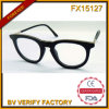 Fx15127 Vintage Wood Fram Glasses