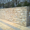 Beige Cladding Stone for Wall Cutural