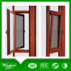 Windoor Thermal Break Aluminium Casement Window with Mosquito Net