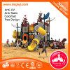 Backyard Pirate Ship Outdoor Play Equipment Children Slide Playground