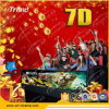 Interactive Design Attractive 7D 9d Mobile Cinema