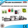 Online Handle Attached Automatic Nonwoven Box Bag Making Machine