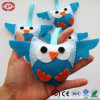 Cute Tiny Felt Owl Keychain Pendent Stuffed Soft Gift Toy