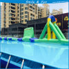 Metal Frame Stainless Steel Above Ground Pools for Water Park