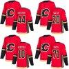Calgary Flames Matt Bartkowski Curtis Laz Ar Kris Versteeg Hockey Jerseys