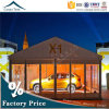 Customized Size Fabric Structure Exhibition Glass Wall Tents for Car Show