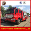China Fire Trucks Supplier for Sino 4X2 Fire Fighting Truck