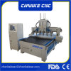 1300X2500mm 4 Spindle Wood Acrylic Aliuminium CNC Cutting Machine