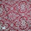 Yarn Dyed Cotton/Poly Blend Jacquard Fabric, Floral Jacquard Fabric, Woven Jacquard Upholstery Fabric