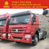 440HP Tractor Truck, High Horsepower Sinotruk HOWO Truck Head 380HP Trailer Head