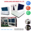 Cooling &Heating Small Heat Pump Chiller Machine