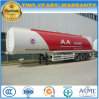 42000L Oil Tank Trailer Customized Tri Axle Tanker Semi Trailer for Export