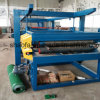 High Quality Cold Metal Sandwich Panel Roll Forming Machine Made in China