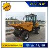 Silon Brand 1-5t Mini Site Dumper Truck Mini Dumper Site Garden Dumper Dumper Site Garbage Dumper with Best Price (SLD30)