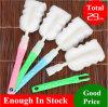 29cm Long PP Sponge Baby Bottle Brush Cleaning Cup Brush