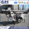 Mobile Quality Water Well Drilling Rig Hf120W