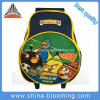 Anger Bird Kids Rolling Backpack Wheeled Trolley School Bag