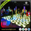 2017 New Acrylic Waterproof White Dancing Panels LED Dance Floor in Wedding Stage Party DJ Show