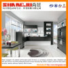 Black High Gloss Kitchen Cabinet
