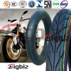 Factory Supply Top Quality 60/80-17 Motorcycle Tire and Tube