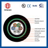 China Outdoor Fiber Optic Cable GYTA53 6 Core for Buried Application