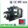 4 Color Flexographic Plastic Bag Printing Machine Price