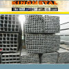 ASTM A500 Ss400 Galvanized Square/Rectangular Steel Tube