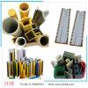 Fiberglass Tube Profile, Protruded Fiberglass H I Type Beam L U Channel Profiles