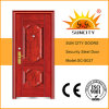 Kerala Steel Door Photos Steel Door Design Stainless Steel Door Price (SC-S027)