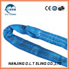 8 Ton Polyester Round Liftinfg Sling Webbing Sling Factory