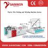 Double Folding Plastic BOPP Film Folder Machine
