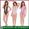 China Manufacturer Woman Deep V-Neck Erotic Sexy Lingerie Hot