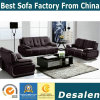 Factory Wholesale Modern Living Room Genuine Leather Sofa (B. 939)