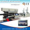 High Performance PVC Double Wall Corrugated Pipe Extrusion Production Line
