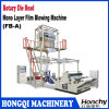 LDPE Rotary Die Head Film Blowing Machine Set