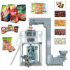 Automatic Vertical Packaging Machine for Rice Candy Chewing Gum Chips Beans Nuts Snacks Food