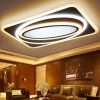 Dimmable Ultra-Thin Modern LED Ceiling Lights for Living Room Bedroom Remote Control (WH-MA-107)