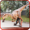 Silicon Rubber Costume for Adult Robotic Dinosaur Costume