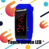 China Wholesale Silicone Bracelet LED Digital Watch for Teenager