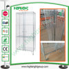 Wire Mesh Storage Locker for Construction Labors