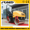 Hydraulic Drive 2 Ton Double Drum Ride on Asphalt Roller