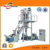 Double-Colour Striped Film Blowing Machine Extruder