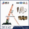 Wireline Geotechnical Drilling Rig Using Bq/Nq/Hq/Pq Tools
