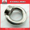 Forged Stainless Steel DIN582 Eye Nut AISI304 AISI316 Stainless Steel Forged