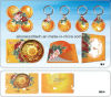 Die Cut Plastic Card for Chain-Store/ Restaurant