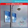Street Lamp Pole Lamposter Aluminum LED Light Box